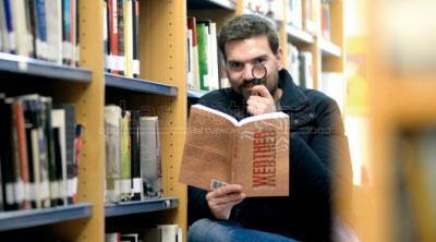 Las Casas Ahorcadas celebra el Día del Libro con un encuentro con Alberto Val