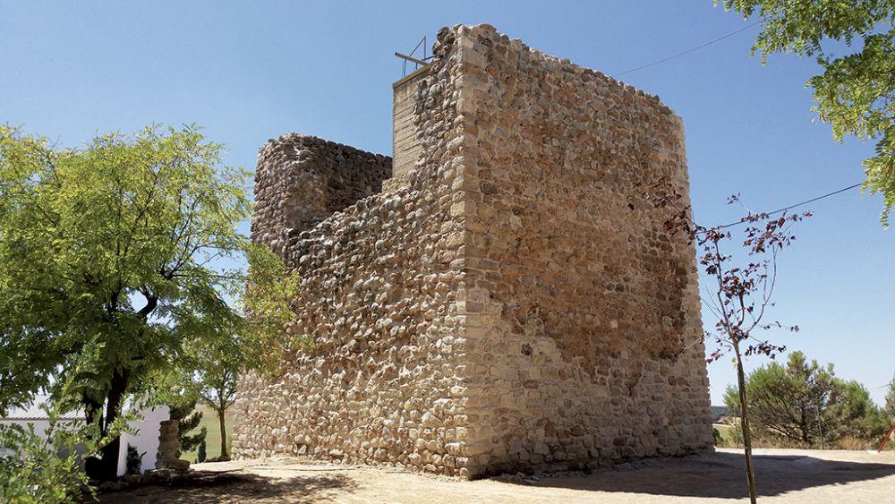 El carbono 14 data la torre de Chumillas entre finales del siglo XII y principios del XIII