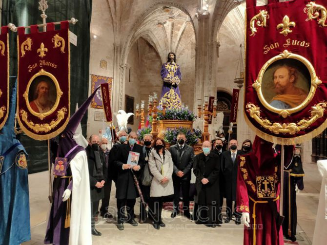 La Catedral inaugura la gran exposición sobre la Semana Santa de España