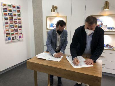 El Ayuntamiento aporta 15.000 euros a la Junta de Cofradías para los actos de Semana Santa