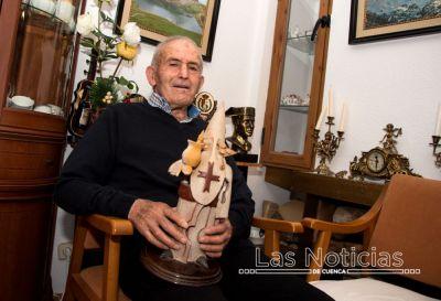 Alfredo Barambio, nueve décadas de mirada nazarena
