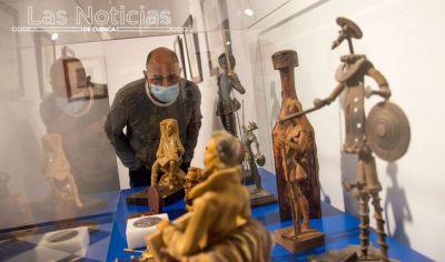 La bacía, con sello de Picasso y Dalí, protagoniza la muestra de Luis Soria