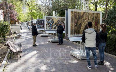 El Ayuntamiento ofrece visitas guiadas a la exposición El Prado en las Calles