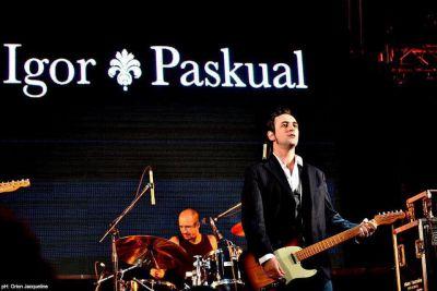 El rock regresa a Cuenca este sábado de la mano de Igor Paskual