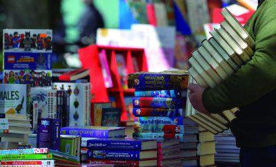 Descuentos del 10% para celebrar el Día del Libro