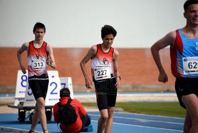 Jornada nacional agridulce para los marchadores del Club Atletismo Cuenca