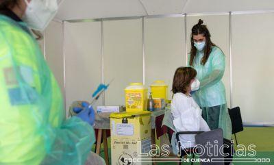 La próxima semana se inocularán 20.000 vacunas al día en Castilla-La Mancha