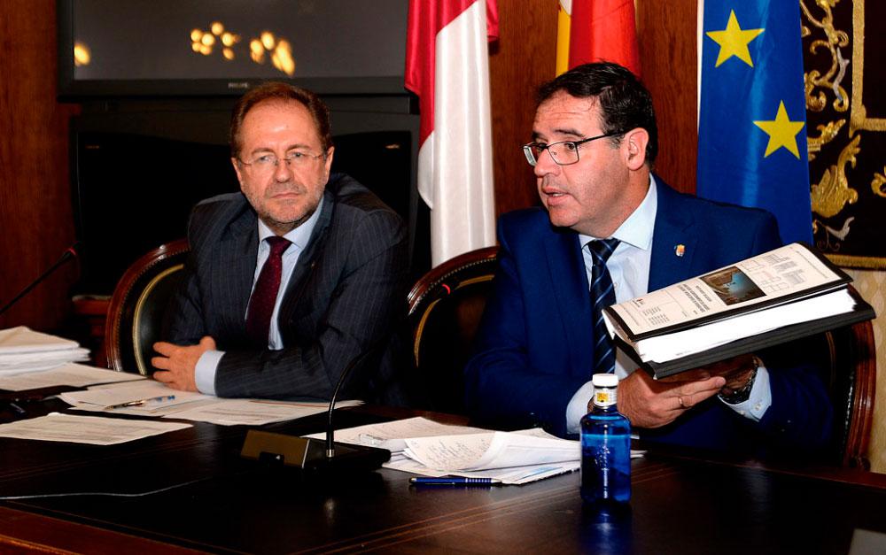 Lluvia de millones en Diputación para afrontar el final de legislatura