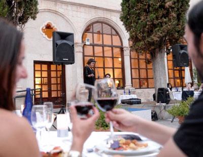 Música 'gourmet' en la cena solidaria de Estival Cuenca