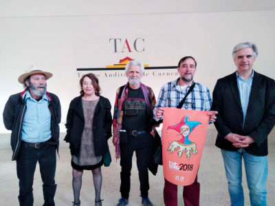 BITA 2018 rendirá homenaje a los actores Petra Jiménez y Juan Margallo