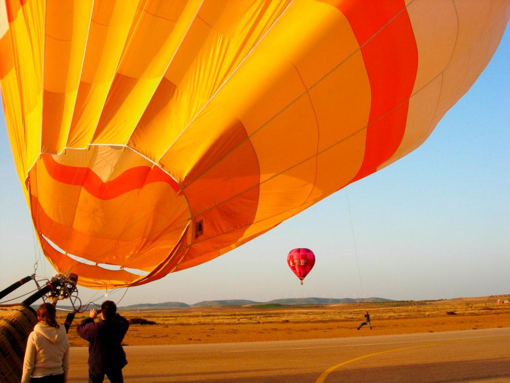 'A vista de globo' comenzará a operar en Cuenca el 31 de mayo
