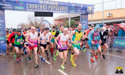 Diputación convoca ayudas para la organización de pruebas deportivas