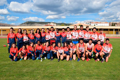 Mes de junio con sabor 'nacional' para el Club Atletismo Cuenca