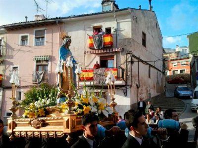 El barrio de Tiradores Bajos celebra sus fiestas en las redes