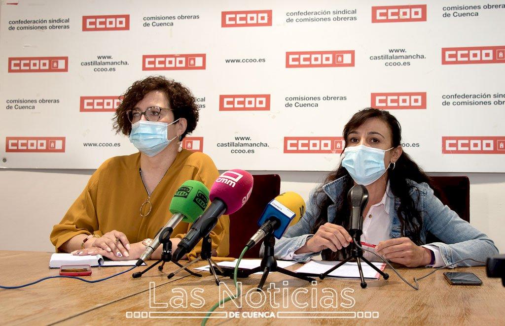 CCOO hace un llamamiento a la patronal para abrir la negociación colectiva