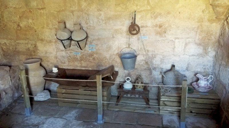 Vista parcial de la exposición etnográfica. Foto: Santiago D. Domínguez/Heroica Arqueología