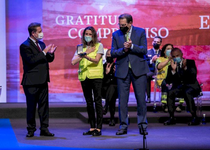 Los colectivos esenciales agradecen el reconocimiento en el Día de la Región