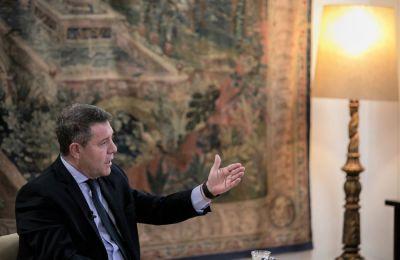 García-Page plantea un acuerdo con el Levante planificando alternativas al trasvase