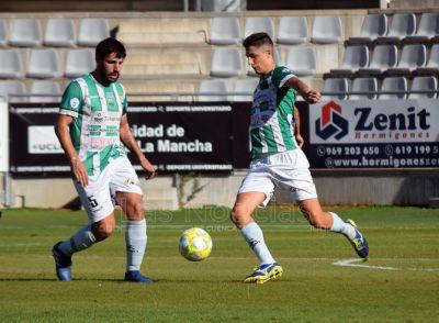 Tablas sin goles entre Quintanar del Rey y Torrijos