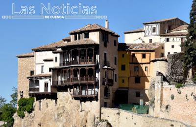 La reconstrucción del muro no retrasará la apertura del restaurante Casas Colgadas