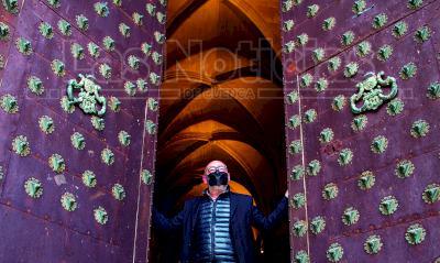 Las visitas turísticas regresan a la Catedral tras medio año