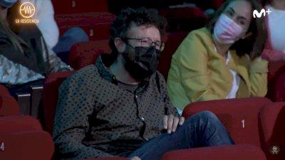 (Vídeo) Javi Collado de Zas! Candil Folk causa furor en La Resistencia