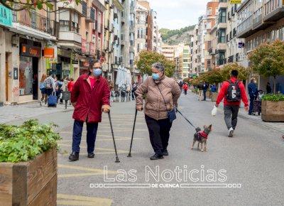 Drástico descenso de contagios Covid en la provincia de Cuenca