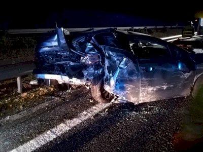 Fallece una mujer de 62 años en un accidente de tráfico en Castillejo de Iniesta