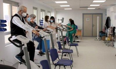 El Virgen de la Luz instala una nueva Unidad de Rehabilitación Cardio-Respiratoria