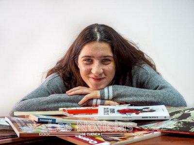 """""""Uno de mis sueños es poder publicar un título propio"""""""
