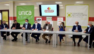Coopaman ya forma parte de la mayor exportadora hortícola de España