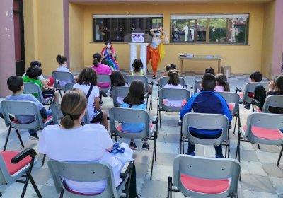 La biblioteca de Villalba de la Sierra retoma su actividad cultural