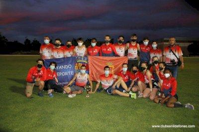 Subcampeonato del Atletismo Cuenca y mínima europea para Mesfin Escamilla