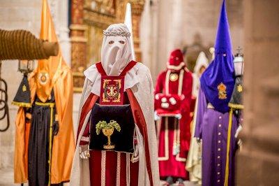 20.000 personas han participado en las actividades de la JdC para esta Semana Santa