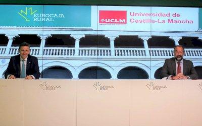 Fundación Eurocaja Rural y la UCLM prorrogan tres años más su cátedra conjunta