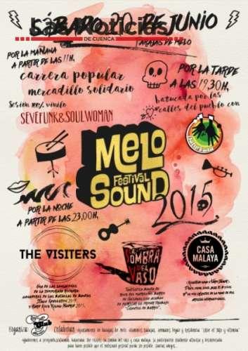 Barajas de Melo acogerá el Melosound Festival el 20 de junio