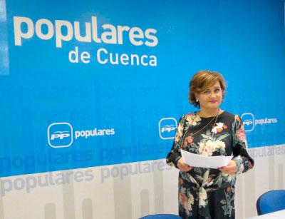 """El PP de Cuenca dice que Sánchez ha apostado por un """"Gobierno pasarela"""""""