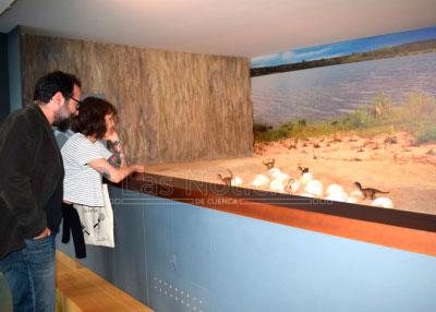 120 investigadores debaten en Cuenca sobre paleontología