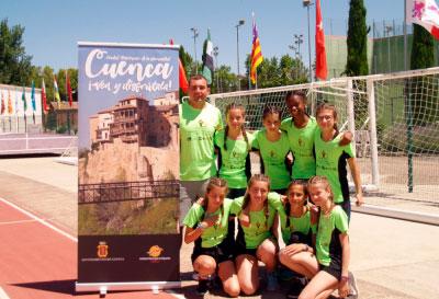 Manuel Caballero, bronce en el Campeonato de España de Federaciones Sub 16