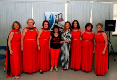 El Aula Poética despide la temporada con el grupo Bailando la Vida