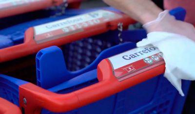 Carrefour, primera empresa con certificado AENOR frente a la Covid-19