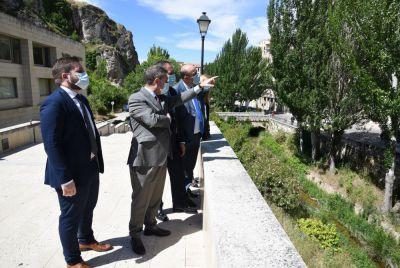 Las escaleras al Casco tendrán dos tramos y llegarán hasta la calle Colmillo