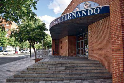El IMD reabrirá el San Fernando a partir de este miércoles