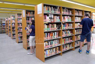 Las bibliotecas de la Junta reabren este viernes los servicios presenciales