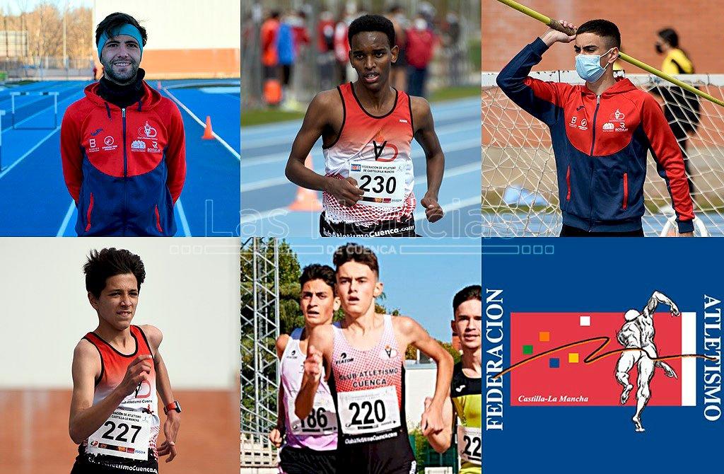 El atletismo conquense, a por todas en el nacional sub18 por autonomías