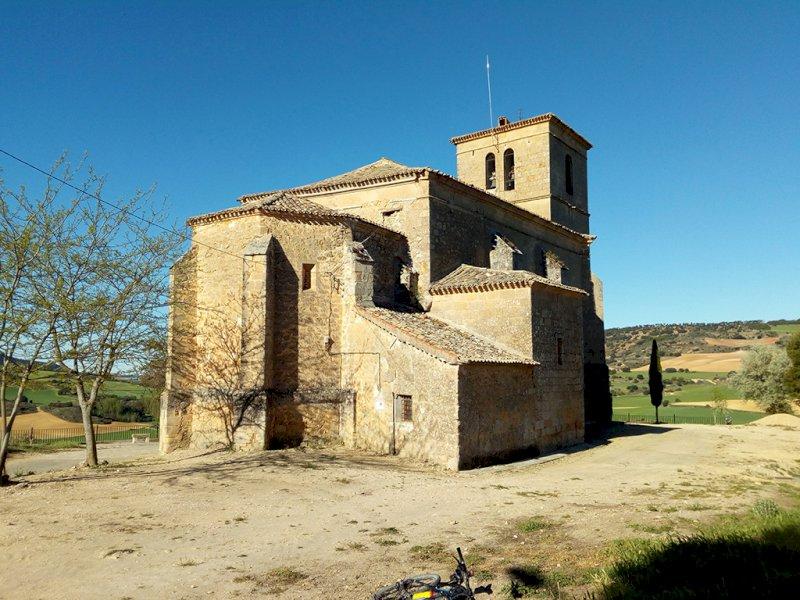 Iglesia de Huerta de la Obispalía