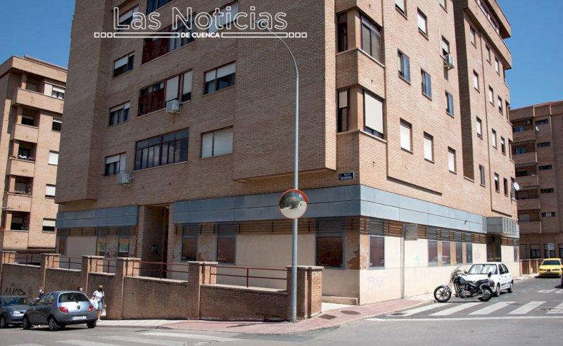 Imagen de la nueve sede de CCOO Cuenca ubicada en la Calle Segóbriga de la capital