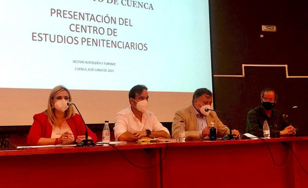 Dolz pide a los hosteleros colaboración para aprovechar la oportunidad del CNEP