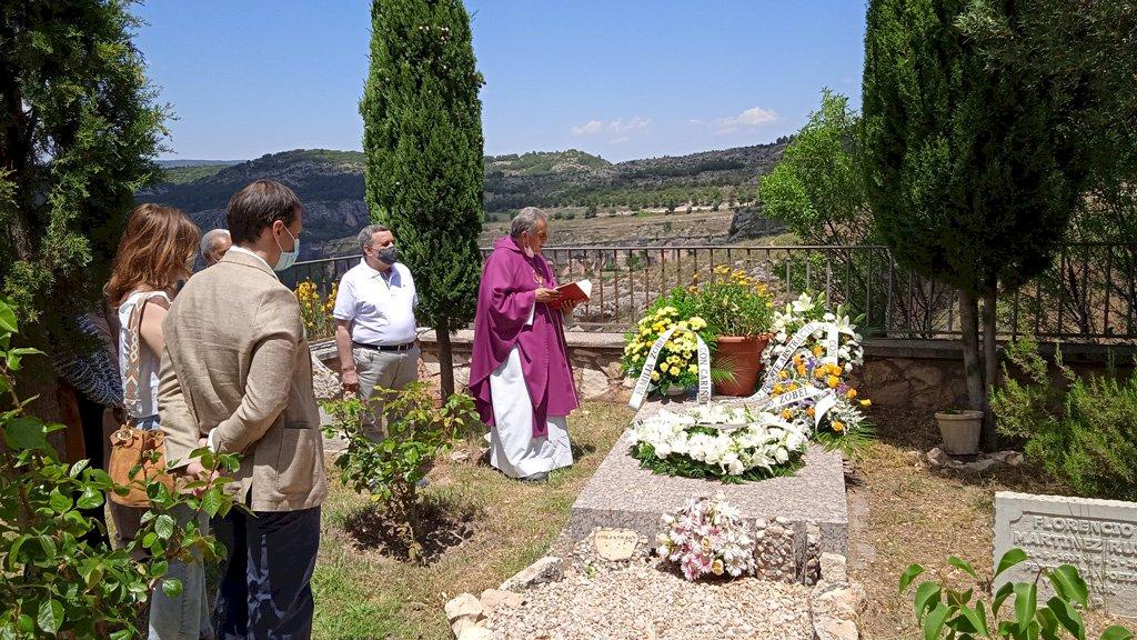 Homenaje a Fernando Zóbel en el 37 aniversario de su muerte