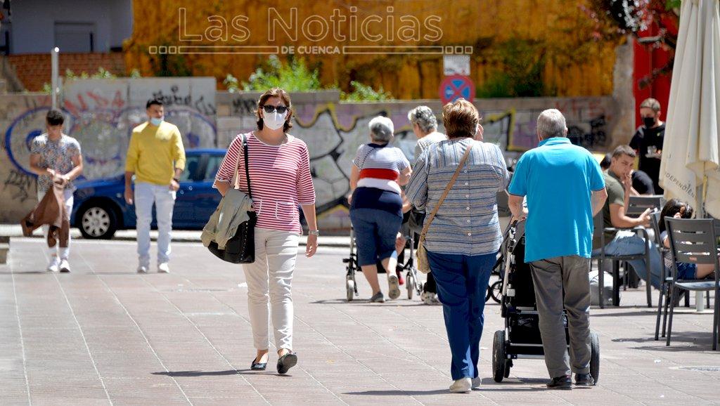 Castilla-La Mancha revisará la situación epidemiológica para flexibilizar medidas